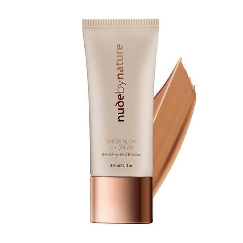 Nude By Nature Sheer Glow BB Cream 30ml - 05 Golden Tan