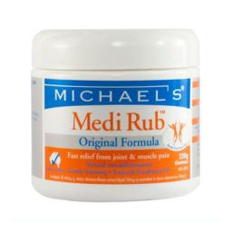 Michaels Medi Rub 250g Chemist Perth Wizard Discount