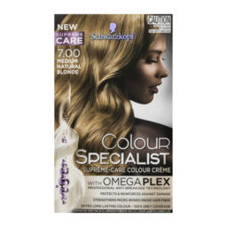 Schwarzkopf Colour Specialist 7-00 Medium Natural Blonde